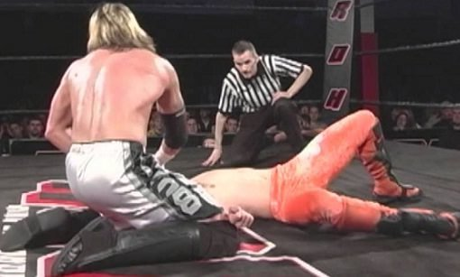Spanky vs. CM Punk - ROH