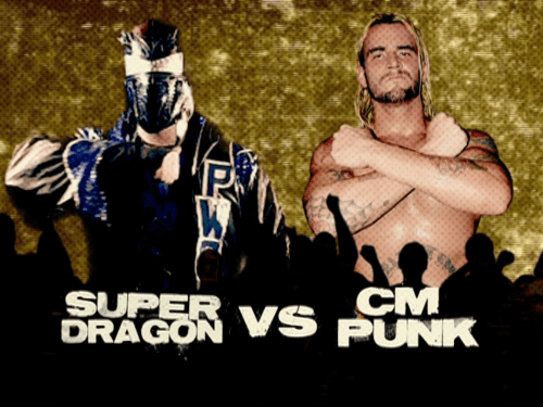 Super Dragon vs. CM Punk - PWG