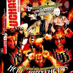 Súper Luchas #534: El regreso de los Hell Brothers 2