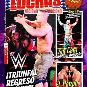 Súper Luchas #535: Retorno triunfal de WWE a México 1