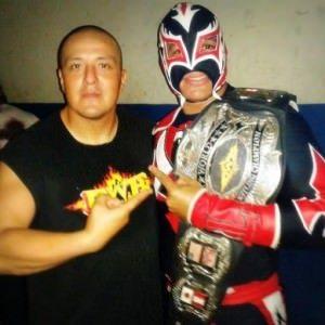 ¿Quien es el nuevo Campeón de la DWE? 1