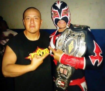 ¿Quien es el nuevo Campeón de la DWE? 3