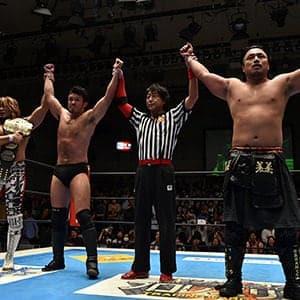 """NJPW: Resultados """"Súper Jr. Tag Tournament 2014 - Round 1"""" - 25/10/2014 2"""