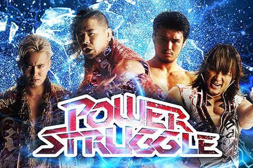 """NJPW: se anuncian las 3 primeras luchas para """"Power Struggle 2014"""" 1"""