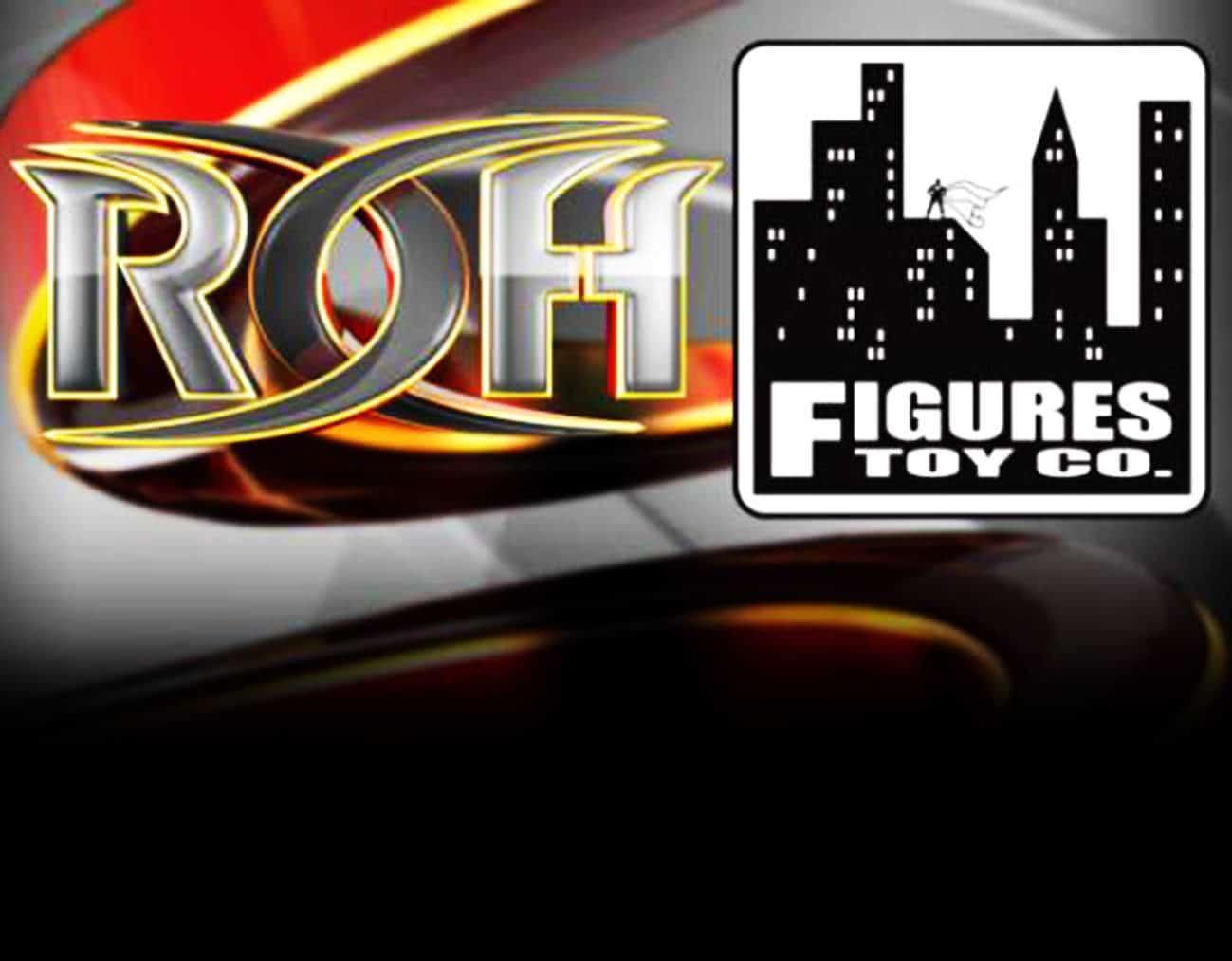 ROH lanzará las figuras de acción de sus estrellas 1
