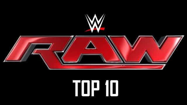 Top 10 - Los mejores momentos de WWE Raw 7-3-16 1