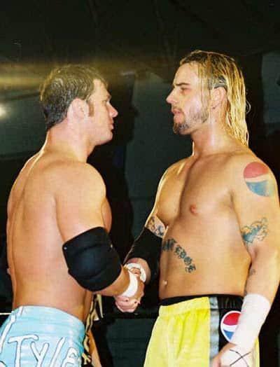 AJ Styles vs. CM Punk - ROH