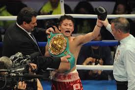 Inoue ganó múltiples premios
