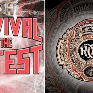 """Rincón Indy: """"Survival of the Fittest de ROH, un pasaje dorado hacia la gloria"""" 6"""