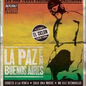 Película de Luchadores triunfa en el Festival Mendoza Proyecta. 11