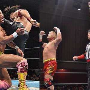 """NJPW: Resultados """"World Tag League 2014"""" - 24/11/2014 - Día 3 2"""