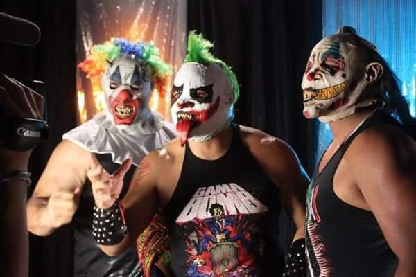 ¿Te imaginas a los Psycho Circus en WCW o NWA por el Campeonato de Tercias?