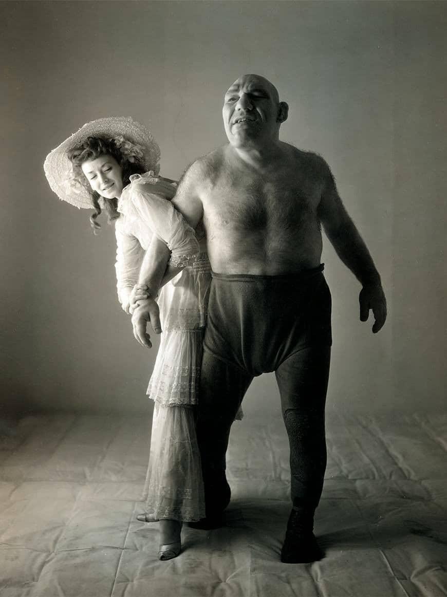 "Maurice Tillet ""El Ángel Francés"""