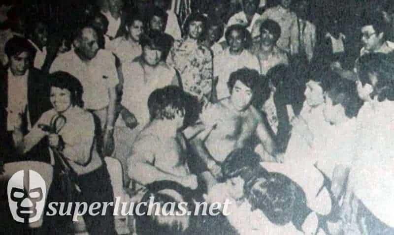 Rubén Juárez vs. René Guajardo