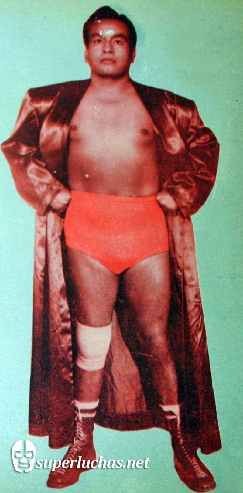 Mario Prado.