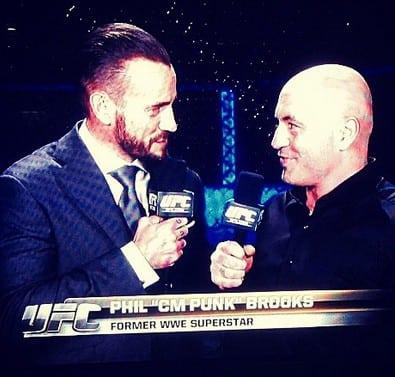 CM Punk dejó claro que está convencido de su contrato con UFC