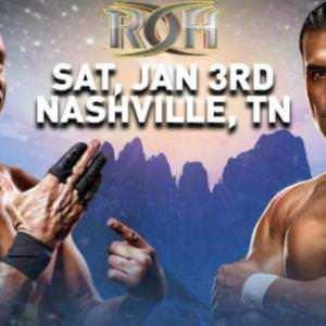 ROH: Alberto El Patrón debutará frente a Christopher Daniels 2
