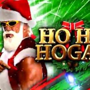 Hulk Hogan en WWE RAW navideño (21/12/2014) - #HoHoHogan