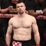 "Mirko ""Cro Cop"" Filipović (UFC 128 vs. Brendan Schaub) / Photo by: Ed Mulholland - Flickr.com"