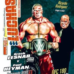 Súper Luchas #537: Brock Lesnar y Paul Heyman, una sociedad fructífera 4
