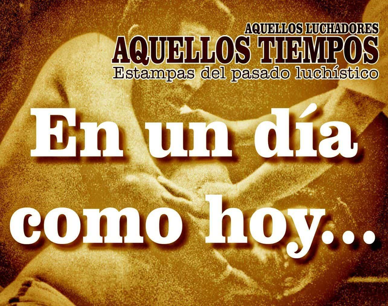 En un día como hoy... 2004: Canek regresa a la Arena México... Hijo del Perro Aguayo en Tijuana 1