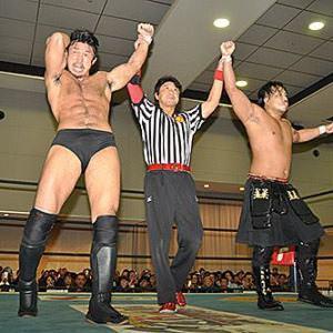 """NJPW: Resultados """"World Tag League 2014"""" - 30/11/2014 - Día 7 9"""