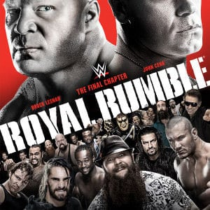 Poster WWE Royal Rumble 2015 - image by WWE@e.wwe.com
