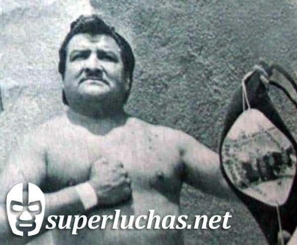 """Mario Cerón """"El Monstruo"""""""