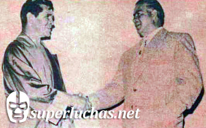 Firpo Segura y Octavio Gaona