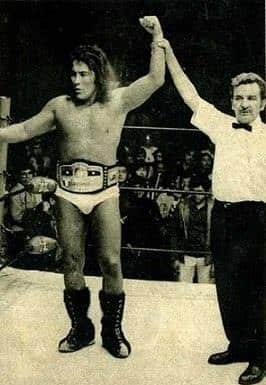 Perro Aguayo campeón NWA