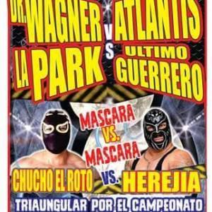 El CMLL bloquea fechas a Atlantis y Último Guerrero. 6