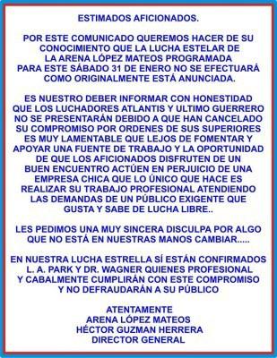 Carta Héctor Guzmán
