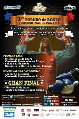 Copa Don José Sulaimán 2015