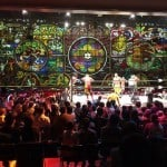 """Dragon Gate: Resultados """"Open the New Year Gate 2015 ~ Open the BRAVE Gate Championship Tournament"""" -10/01/2015. 11"""