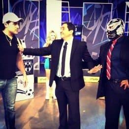 Silver King, ridiculiza al Hijo del Ninja en Monterrey. 9