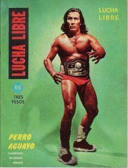 Perro Aguayo en los 80's