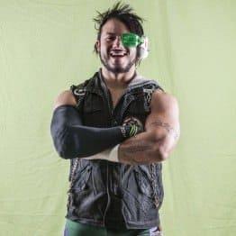 """Mr. 450: """"Vengo a WWL a coleccionar campeonatos y comienzo por el Título de las Américas"""" 2"""