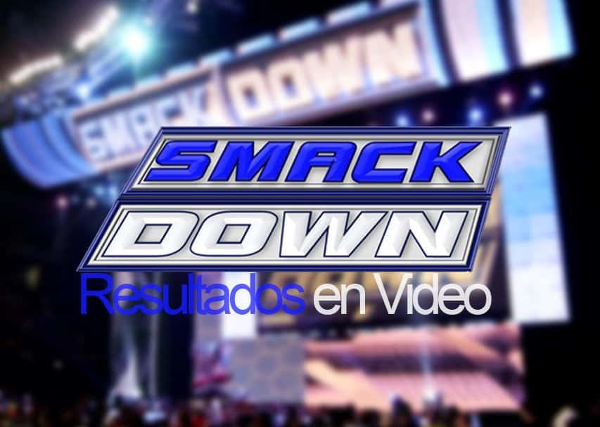 Resultados en Video de WWE SmackDown