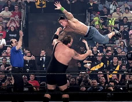 Big Show como campeón en WWE