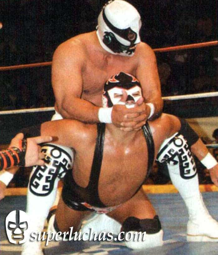 Canek vs. Dr. Wagner Jr.