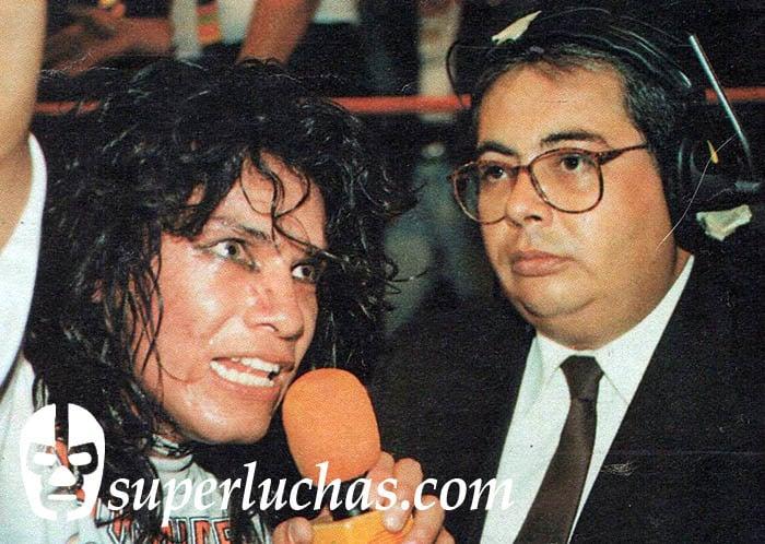Heavy Metal es entrevistado por Arturo Rivera