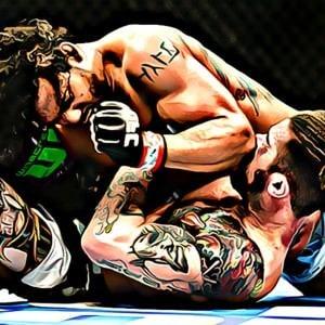 Resultados UFC Fight Night: Henderson vs. Thatch — Benson Henderson sorprende en su debut en peso welter 5