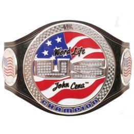 Once años después John Cena por la hazaña del Campeonato de los Estados Unidos. 4