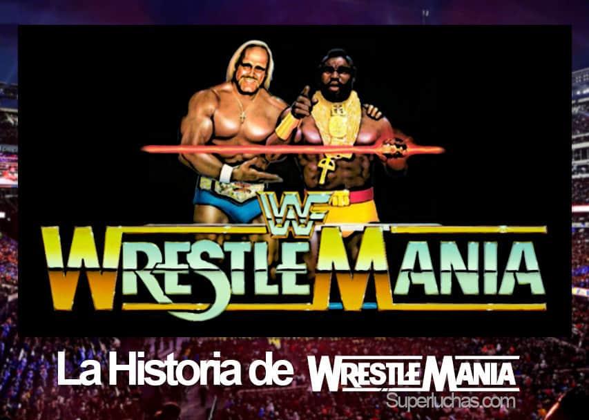 """La Historia de Wrestlemania I - """"El evento de Lucha Libre más grande de todos los tiempos"""" 1"""