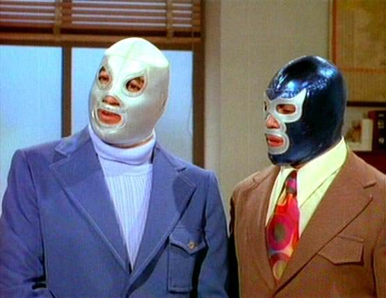 Santo y Blue Demon