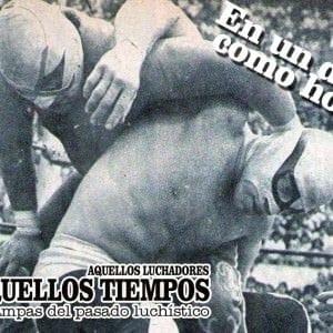 En un día como hoy... 1981: Aniversario independiente, Solitario vs. Villano III por el Campeonato Mundial de Peso Semicompleto UWA 21