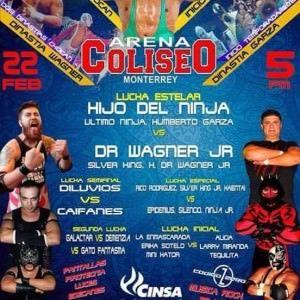 Revive la Lucha Libre Regia!! 13