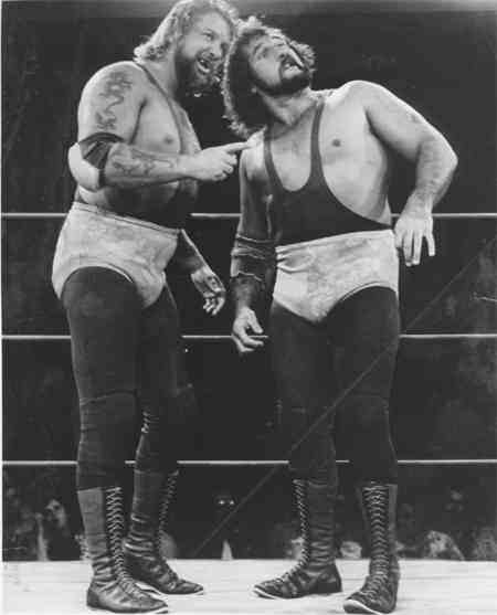The Bushwhakers en los 70's