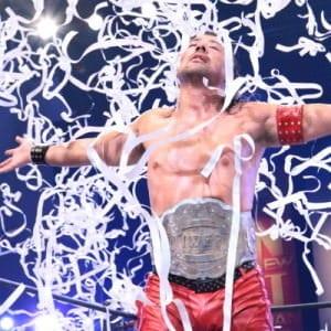 "NJPW: Resultados ""The New Beginning in Sendai"" - 14/02/2015 - Shinsuke Nakamura retiene el IWGP IC Title 8"