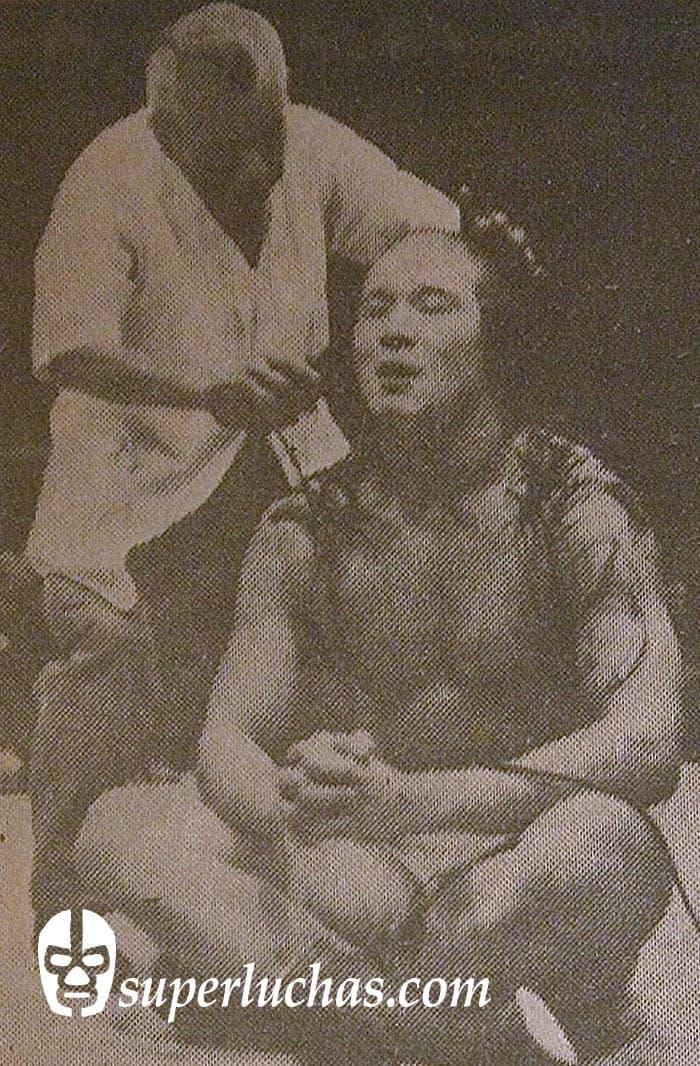 Pak Choo (Kengo Kimura)